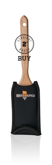 Straight 2-inch brush